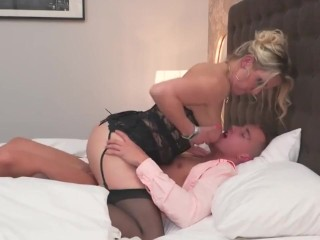 busty stepmothers fuck hung stepsons