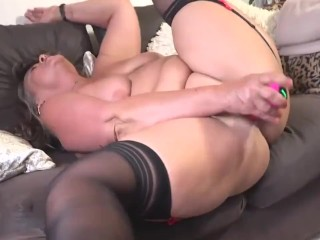 mature mother needs a cock now