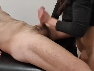 """I ask """"Thai therapeutic massage"""" she was once bare and sucked my dick very Deep"""