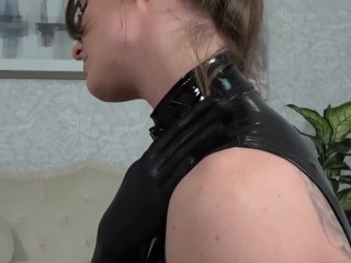 Lesbian Chastity POV: Turning into Your Roommate's Chastity Slavegirl
