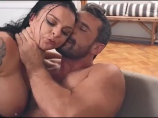 WTF?! She is so WET! Pussy Consuming and Pounding Until Creampie