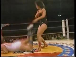 Jap professional wrestling 2
