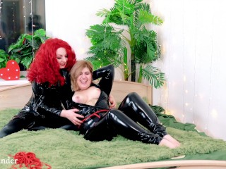 Tickling House A laugh of Two Lesbians 4k video