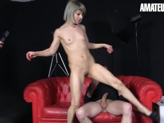 LasFolladoras – Nora Barcelona Spanish Porn Superstar Intense Threesome With Fortunate Man – AMATEUREURO