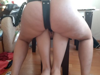 Cums two times in 2 mins once I fuck her puppy taste – lesbian_illusion