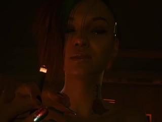 Judy Intercourse Scene | CyberPunk 2077 | No Spoilers | 1080p 60fps