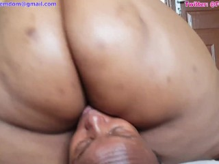 Swallowed by means of Amaras fats ass