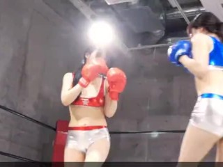 女子ボクシング6