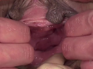 Amber Chase pov pussy gaping ladies