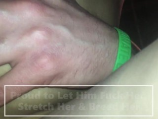 Spanish Bull Bred Spouse BBC Creampie Pregnant Sloppy Seconds For Cuckold