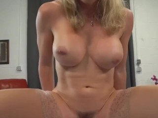 slutty mother cory chase offers step son a serving to hand & pussy