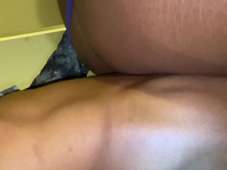 Man check out's Anal first time with lesbian after which lesbian will get pounded out through large black dick