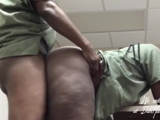 Scorching Overweight Woman fucked in her Workplace