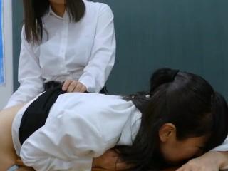 spanking instructor