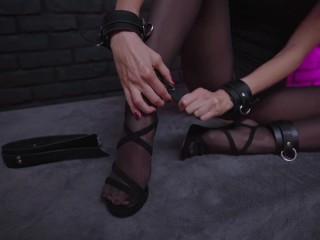 BDSM mild via Gina Gerson