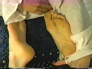 FOOT TICKLING