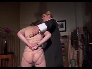 Lesbian Mistress – Torture and Humiliation