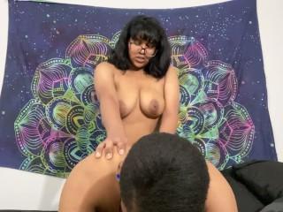 Deep in her Guts!!!