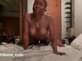 Lesbian stud will get pounded via female friend!!! FULL VIDEO LINK IN BIO!! OF @Angel_goddess420