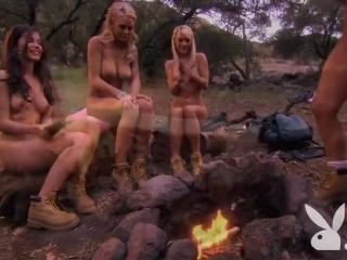 Playboy TV, Scorching Babes Doing Stuff Bare, Season 1, Ep. 18 Tenting