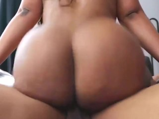 attractive curvy ebony aryana adin loves bbc inside of her