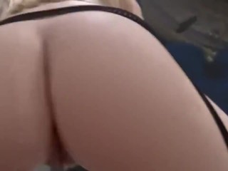 Best possible Blonde Youngster Seduces Step Dad