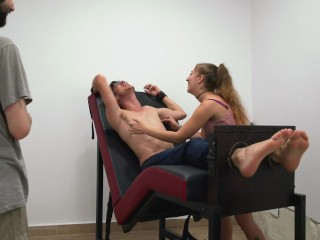Infante's Audition – PSM Tickling Community (Sizzling Spanish Dude)