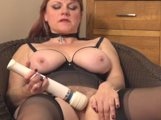 mature bushy and busty mother wishes a excellent fuck