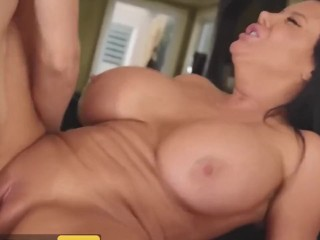 seductive sybil stallone will get what she needs from ricky