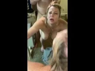 Sexy MILF met at MetFucokay Com cumming a couple of instances