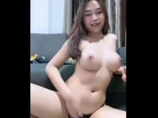 Gorgeous Titties Thai Woman Fingering (Complete) | เสียงไทยชัดๆ