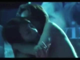 Grace Lam in a lesbian scene