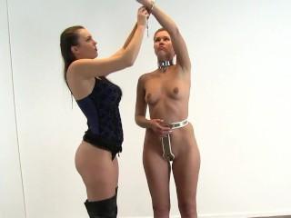 Locked Into Chastity