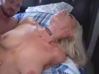 cuck husband watches scorching blonde spouse fuck stud! filthypov