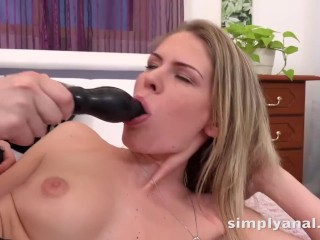 Anal Amusing In Horny Stockings For Sizzling Lesbians