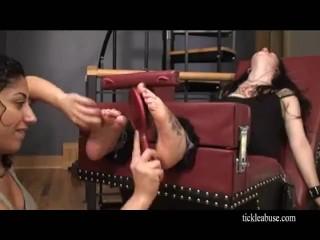 Goth Tickle Abuse