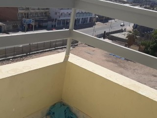 Кунилингус от первого лица на балконе с видом на море, рискованный секс – lesbian_illusion
