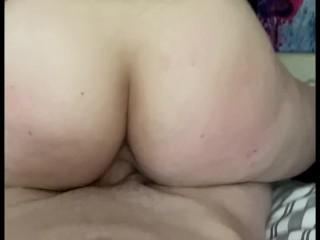 The Maximum Stunning Girl Receives 2 Huge CumShots and 1 Throbbing Creampie in (4K)