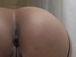 LILTTLE  SLUT TEASING DADDY POV WITH BIG ROUND ASS -CADYSECRET