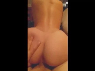 Highest Frame Youngster Opposite Cowgirl Creampie