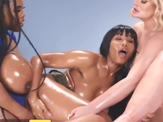 threesome with jenna foxx julie money maserati – brazzers