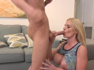 scorching stepmom please intercourse recreation with cocky stepson