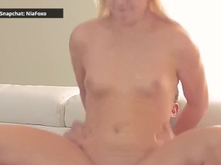 I Fuck My StepSister And She Makes Me Cum Within Her Pussy