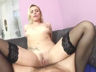 pov intercourse with great milf
