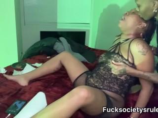 "Sensory Deprivation Orgasm  ""SLUTMAS"""