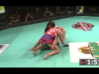Underwear fighting- Roxy Michaels vs Raya Ryans
