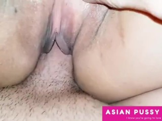 Quickie with my step bro accindental creampie