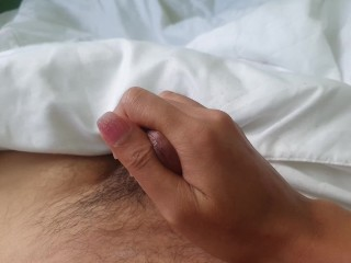 4K Morning intercourse Asian Lady Seduces with Handjob Method.