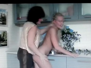 Grandma Dry Humps Her Bare Granddaughter From At the back of Arduous