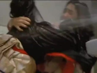 jap woman sizzling catfight
